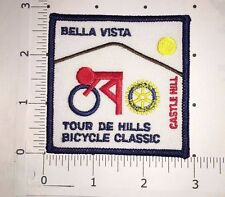 Bella Vista Patch - Tour De Hills Bicycle Classic