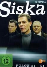 Wolfgang Maria Bauer - Siska (Folge 81-91) [3 DVDs]