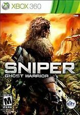 Sniper: Ghost Warrior (Microsoft Xbox 360, 2010)  GOOD