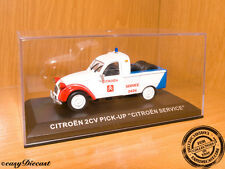 "CITROEN 2CV 2-CV PICKUP PICK-UP 1:43 ""CITROEN SERVICE"""