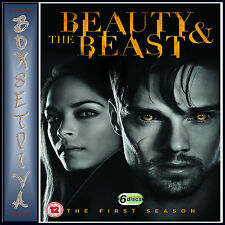 BEAUTY AND THE BEAST - COMPLETE SERIES SEASON 1  **BRAND NEW DVD **