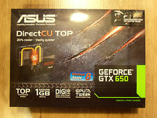 Asus Nvidia GeForce GTX 650 TOP (Overclocked) Graphics Card