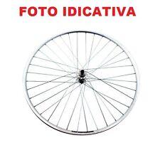 RUOTA CERCHIO BICI POSTERIORE OLANDA  26 X 1-3/8 FILETTO 1V ACCIAIO 525018010