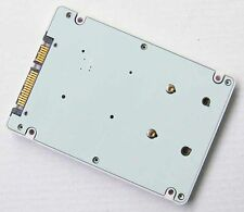 Mini pcie mSATA SSD to 2.5 SATA3 adapter with case,7mm thickness