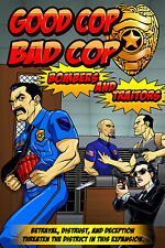 Good Cop Bad Cop Bombers & Traitors Expansion Card Game Overworld IMP OWG0311