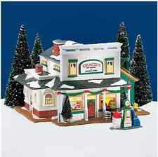 Dept 56 Snow Village® Gracie's Dry Goods & General Store BRAND NEW