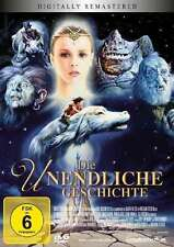 DIE UNENDLICHE GESCHICHTE - Das Original WOLFGANG PETERSEN Michael Ende 1983 DVD