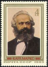 Russia 1983 Karl Marx/Politics/People/Socialism/Communism 1v (n44653)