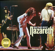 BAD BAD BOYZ NAZARETH - 2 CD BOX SET - MORNING DEW, RAZAMANAZ, HOLIDAY & MORE