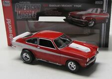 Baldwin Motion Vega ( 1971 ) rot / weiss / Auto World 1:18