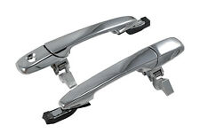 2005-2014 Ford Mustang Roush RS3 Chrome Exterior Outside Complete Door Handles