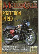 The Classic M/C, May 2002 – Tiger 70, Ascot Pullin, 3T Deluxe, S7/S8 Special…