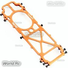 Tarot 250 SE/ PRO/ DFC Metal Bottom Plate for Trex Helicopter Orange TL25111-02