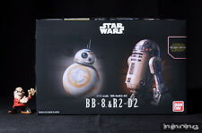 Bandai Star Wars BB-8 & R2-D2 BB8 R2D2