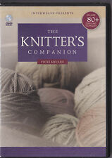 DVD:  The Knitters Companion,  Interweave Press