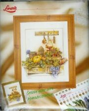 Old Lanarte Cross Stitch kit 34399 Work Bench OOP rare Out of Print.