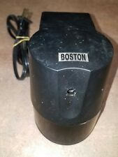 BOSTON ELECTRIC PENCIL SHARPENER MODEL 21 WORKS PERFECT NO ISSUES