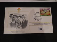 FDC,First,Day,of,Issue,LIBERIA,Flugzeug,Aircraft(100)
