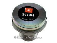 JBL Factory Replacement Driver 2414H, 342423-002X Speaker Horn Repair Part