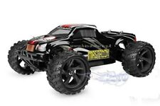 28661 CARROZZERIA NERA + ADESIVI 1:18 OFF ROAD CAR BODY MONSTER TRUCK HIMOTO