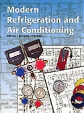 Modern Refrigeration And Air Conditioning by Althouse