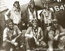 WWII Ace Pilots - Black Sheep Squadron - Historic Photo Print