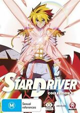 Star Driver Collection 2 (Eps 14-25) DVD PAL REGION 4 NEW