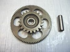 82-87 VF VFR 700 750 Engine Starter Reduction Drive Gear & Pin # 28101-MB0-000