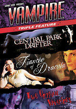 Vampire Triple Feature (Central Park Drifter/Fiancee of Dracula/Two Orphan Vampi