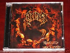 Insision: Revealed And Worshipped CD 2004 Earache / Wicked World WICK17CD NEW