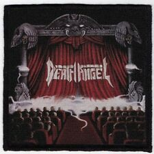 DEATH ANGEL PATCH / SPEED-THRASH-BLACK-DEATH METAL