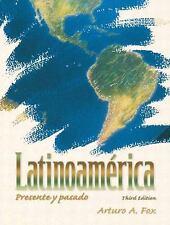 Latinoamérica: Presente y pasado (3rd Edition)-ExLibrary
