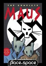 MAUS COMPLETE COLLECTION - GRAPHIC NOVEL