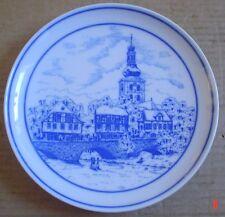 HUTSCHENREUTHER Collectors Plate IM WINTER