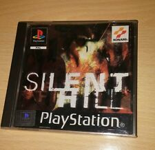 SILENT HILL (SIN MANUAL) PSX PLAYSTATION 1 PS1