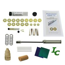 Flute Pad Kit for Selmer Flutes, with Leak Light, Instructions, USA!