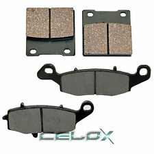 Front Rear Brake Pads For Suzuki GS500F 2004 2005 2006 2007 2008 2009 2010-2014