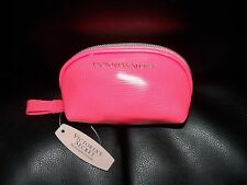 VICTORIA SECRET NEW! Limited Edition Coral Color Summer Coin Purse 2014