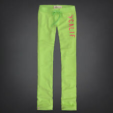 HOLLISTER WOMEN'S SOFT FLEECE SKINNY SWEATPANT  [SIZE X-SMALL]