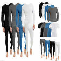 MENS THERMAL UNDERWEAR T SHIRTS LONG SLEEVE T SHIRTS LONG JOHNS VARIOUS SIZES