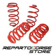 KIT 4 MOLLE SPORTIVE RIBASSATE REPARTOCORSE -30mm AUDI A3 (8L) 1.8 TURBO