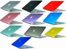 """Schutzhülle Crystal Case schwarz matt für MacBook Air 13.3"""" 33.78 cm"""