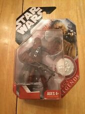 Star Wars Chewbacca Figure Saga Legends