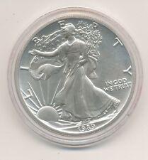 1989 UNITED STATES/USA/US/STATI UNITI, ONE Dollar Liberty  (Aquila) Argento FDC