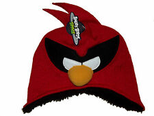 BNWT ANGRY BIRDS SPACE KNITTED WOOLEN HAT 1-3 YRS