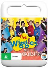 The Wiggles: Meet the Orchestra DVD R4