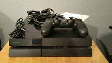 Sony PlayStation 4 (Latest Model)- 500 GB Black Video Game Console CUH-1001A