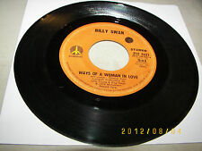Billy Swan I Can Help / Ways Of A Woman In Love 45 VG Monument ZS88621 1974