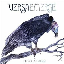 Audio CD Fixed At Zero  - VersaEmerge VeryGood