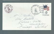 Chief Constable William Merriless signed cover Lothians and Peebles Constabulary
